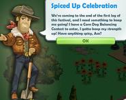 Spiced Up Celebration