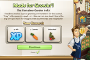 Made for Growin'!
