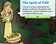 The Spirit of Fall!