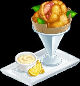Recipe-Lobster Beignets