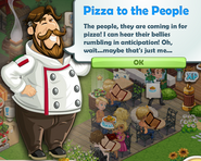 Pizza to the People