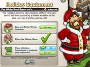 Holiday Equipment