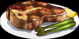 Recipe-Steak Florentine