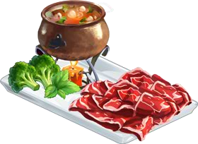 Recipe-Beef Fondue