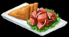 Recipe-Mahi Mahi Poke