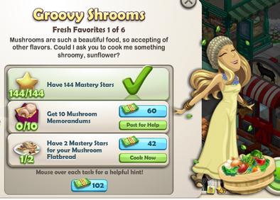 Groovy Shooms