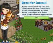 Dress for Success!!