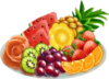 Recipe-Fruit Frenzy Platter
