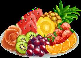 Recipe-Fruit Frenzy Platter