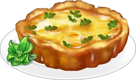 Recipe-Quiche Barbara