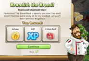 Brandish the Bread!