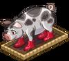 Harvestable-Spotted Pig