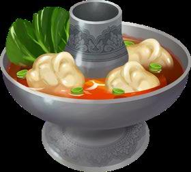Recipe-Thai Wonton Soup
