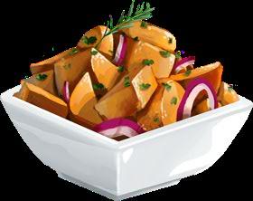 Recipe-Sweet Potato Salad