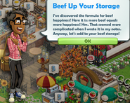 Beef Up Your Storage
