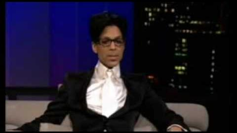 Prince talks about Chemtrails on TV
