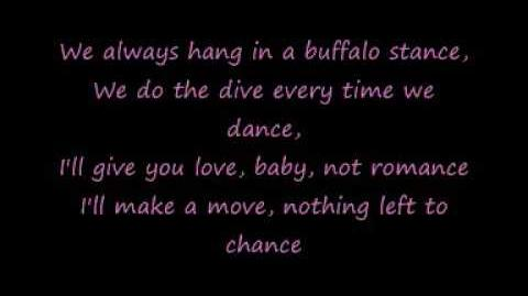 Buffalo Stance - Neneh Cherry lyrics-0