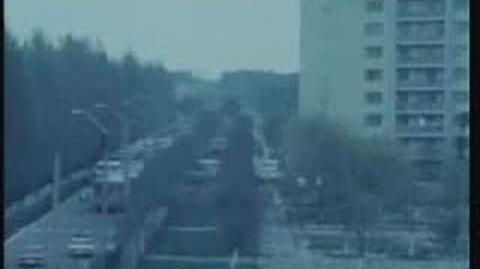The evacuation of Pripyat