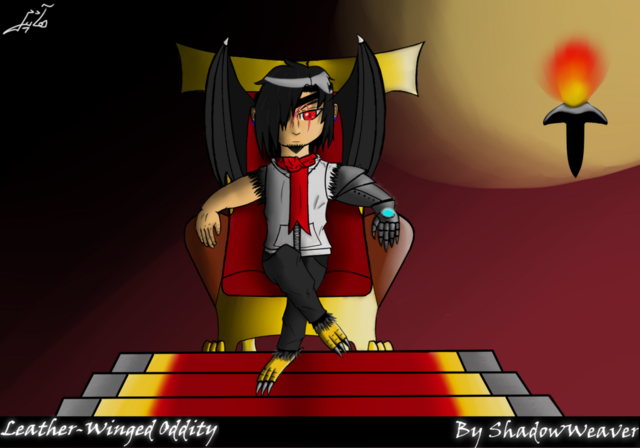 File:Leather winged oddity cover art by shadowweaver97-d5zwkkg.png