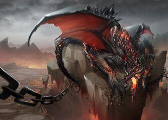 Dragon by oustins-d4gje6d