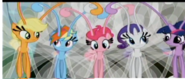 Mane 6 breezies