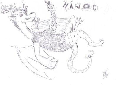 Havoc sketch