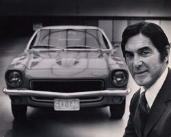 John DeLorean and Vega