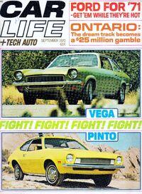 Car Life - Sept. 1970