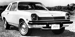 1977 Vega - Motor Trend Dec.1976