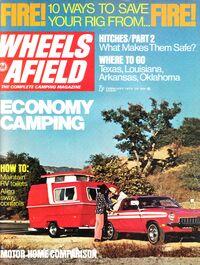 Wheels Afield Feb. 1973