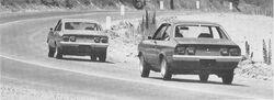 Vega coupe & sedan R&T Nov. 1970