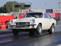 1972 Chevy Vega 350-Powerglide