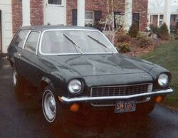 72 Vega Kammback circa 1972