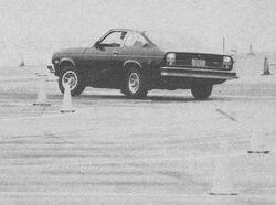 1976 Cosworth Vega - road test