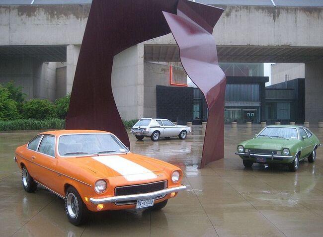 Vega GT, Gremlin X, Pinto