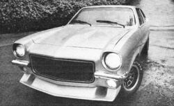 1974 Vega Cosworth Twin Cam - Motor Trend June 1973
