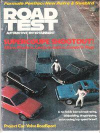 Road Test October 1976