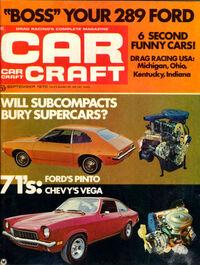 Car Craft Sept 1970