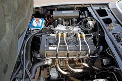 July 2015 Hemmings 76 Cosworth engine