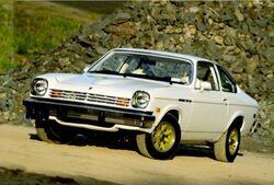 Hemmings Classic Car - 1976 Cosworth Vega