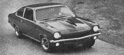 Vega GT - 1972 MT Gremlin-Vega-Pinto comparison