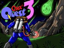 Chexquest3 splash screen