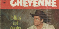 Cheyenne Comic Number 2