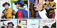 Cheyenne Comic Number 4