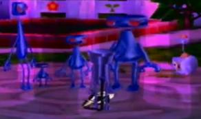 Chibi Aliens