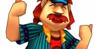 Mr. Sanderson