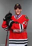 Ashaw nhl draft photo