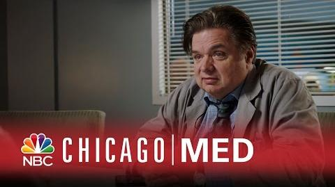 Chicago Med - Charles Gets Personal About Loss (Episode Highlight)