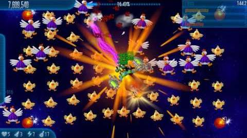 Chicken Invaders 5 – Superstar Hero multiplayer