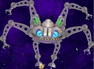 9 Space Crab -3